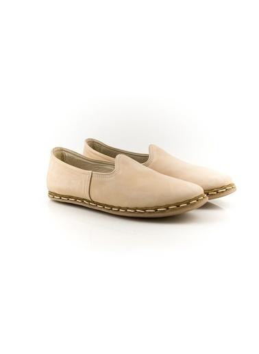 Aintap Ayakkabı Bej